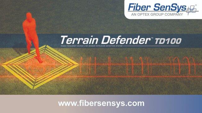 Terrain defender