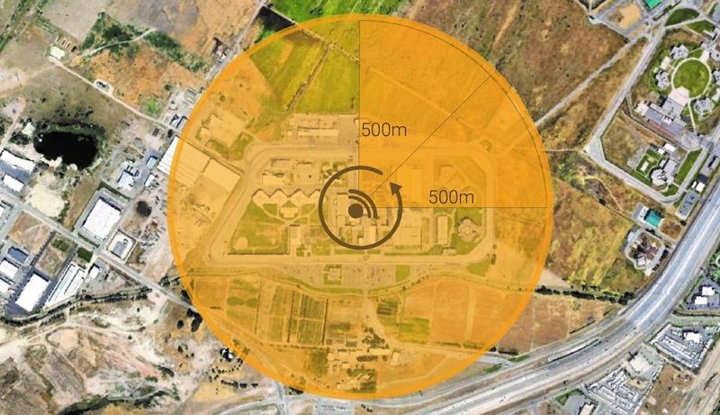 Radar 3 domo